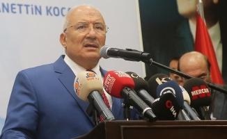 Mersin Büyükşehir Belediye Başkanı istifa etti!