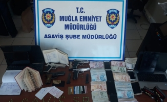 Muğla merkezli yasa dışı bahis operasyonu