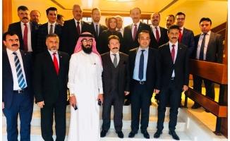 Şanlıurfa heyeti Kuveyt'ten döndü!