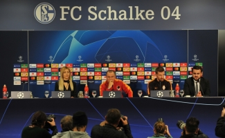 Schalke 04-Galatasaray maçına doğru