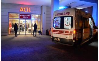 Siverek'te düğün dönüşü kaza: 1 ölü 2 yaralı