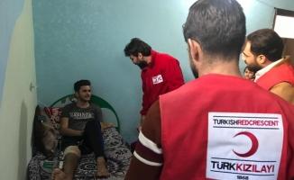 Türk Kızılayı Gazze'de engelleri kaldırıyor