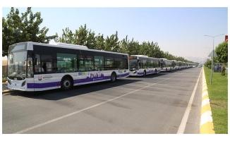 Urfa'da KPSS adaylarına ücretsiz ulaşım