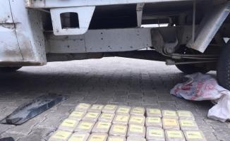 Urfa'da Antep Merkezli Uyuşturucu Operasyonu