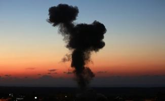 ABD Suriye'de yine cami vurdu