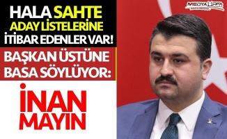 AK Parti ilçe adayları nerede açıklanacak ?