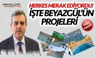 AK Parti'nin adayı Beyazgül'ün seçim vaatleri!