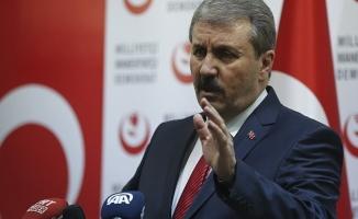 BBP Büyükşehirlerde aday çıkarmayacak!
