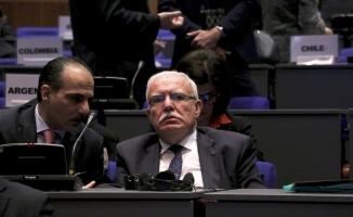 Filistin'den Uluslararası Ceza Mahkemesine eleştiri