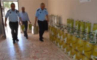 Gaziantep'te sahte zeytinyağı operasyonu