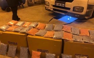 İstanbul polisinden sınır ötesi uyuşturucu operasyonu