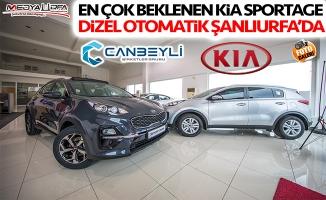 Yeni Kia Sportage Dizel Otomatik Şanlıurfa'da