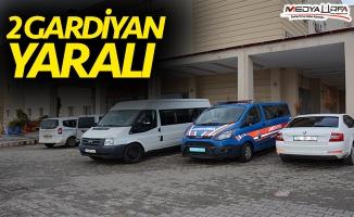 Cezaevinde arbede çıktı: 2 gardiyan yaralı