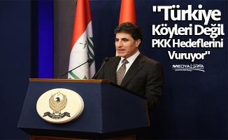 Barzani'den Türkiye açıklaması!