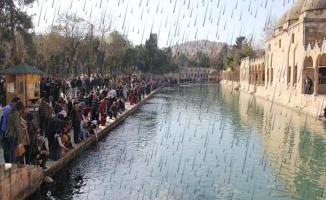 Dikkat! Urfa'ya yağmur geliyor!