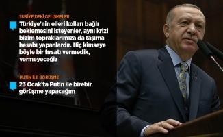Erdoğan: Kürt kardeşlerim oyuna gelmeyin