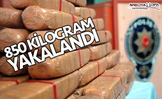İstanbul'da büyük uyuşturucu operasyonu!