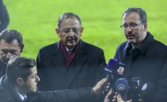 Kasapoğlu'ndan Ankaralılara stat müjdesi