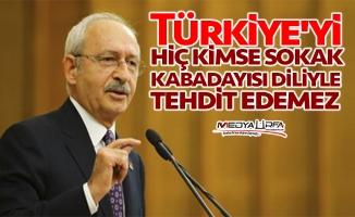 Kılıçdaroğlu'dan Trump'a tepki!