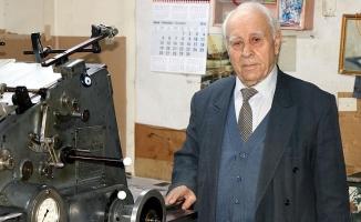 'Kurtkapanı' ömrünü gazeteciliğe adadı