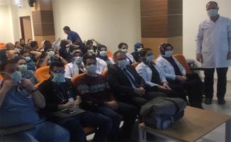 Şanlıurfa'da Verem Eğitimi ve Propaganda Haftası