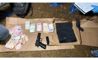 Şanlıurfa'daki banka soyguncusu yakalandı