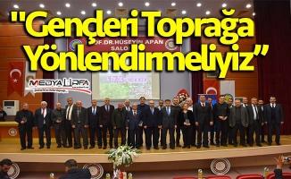 Urfa'da 'Tarım Öğretiminin 173. Yılı' etkinliği