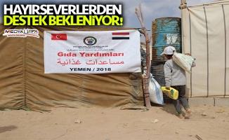 Urfa'da Yemen'e yardım çağrısı!