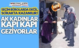 AK Kadınlardan Sandık Esaslı Ev Sohbetleri!