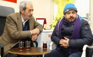 AK Partili Aydın, CHP'li Bucak'ı ziyaret etti!