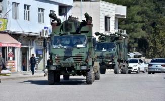 Ceylanpınar sınırına askeri sevkiyat!