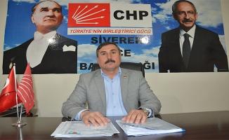 CHP'den Bucak açıklaması!