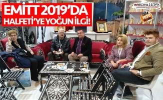 EMİTT 2019'da Halfeti'ye yoğun ilgi!