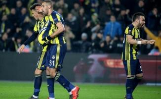 Fenerbahçe, rövanş için avantaj yakaladı