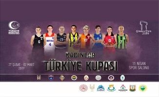 Kadınlar Basketbol Türkiye Kupası Urfa'da yapılacak