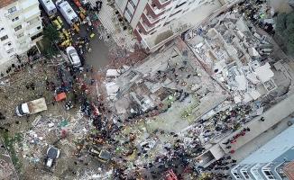 Kartal'da 2 kişi öldü, 6 kişi yaralı kurtarıldı