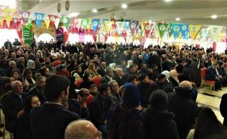 Mardin'deki aday tanıtımına 16 gözaltı kararı