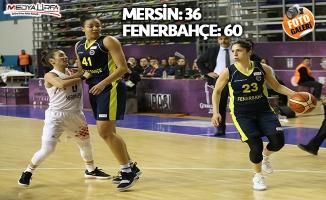 Mersin Belediyespor: 36 Fenerbahçe: 60