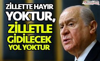 Türkiye sevdası her şeyin önündedir