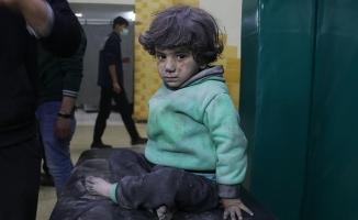 'Suriye'deki kimyasal saldırıların yüzde 98'i rejimin