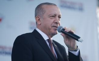 ''Türkiye sayesinde huzur içinde yaşıyorlar''