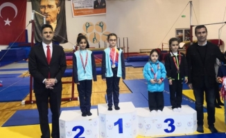 Urfalı Cimnastikçilerden bir ilk