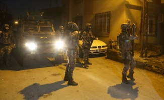 Adana'da terör operasyonu: 12 gözaltı