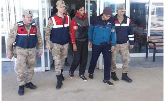 Akçakale'de 2 DEAŞ üyesi tutuklandı