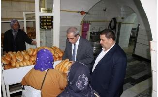 Demirkol'dan Aşevi Derneğine 1 milyon ekmek yardımı