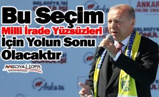 Erdoğan'dan Ankara'da önemli mesajlar!