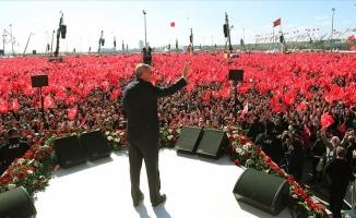 Erdoğan'dan İstanbullulara müjdeler