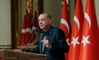 Erdoğan'ın mesajına 'Bana emanet' yanıtı