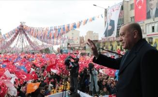 Erdoğan'dan hayvan yetiştiricilerine destek müjdesi