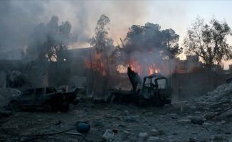 Esed rejiminden İdlib'e saldırı: 7 ölü